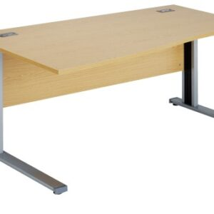 ZWMP1610LWC - Left hand Wave Desk @ £229.00 + VAT